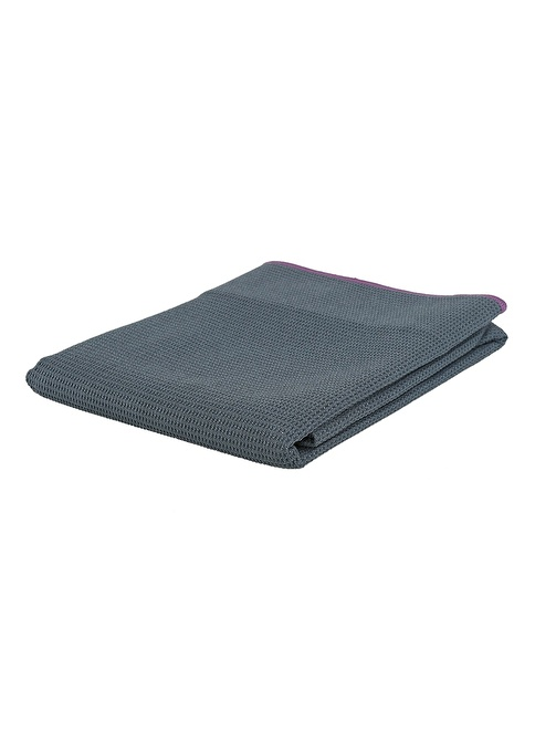 Yoga Time Mat Havlusu Silica Exclusive Füme